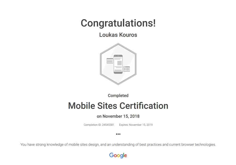 Mobile-Sites